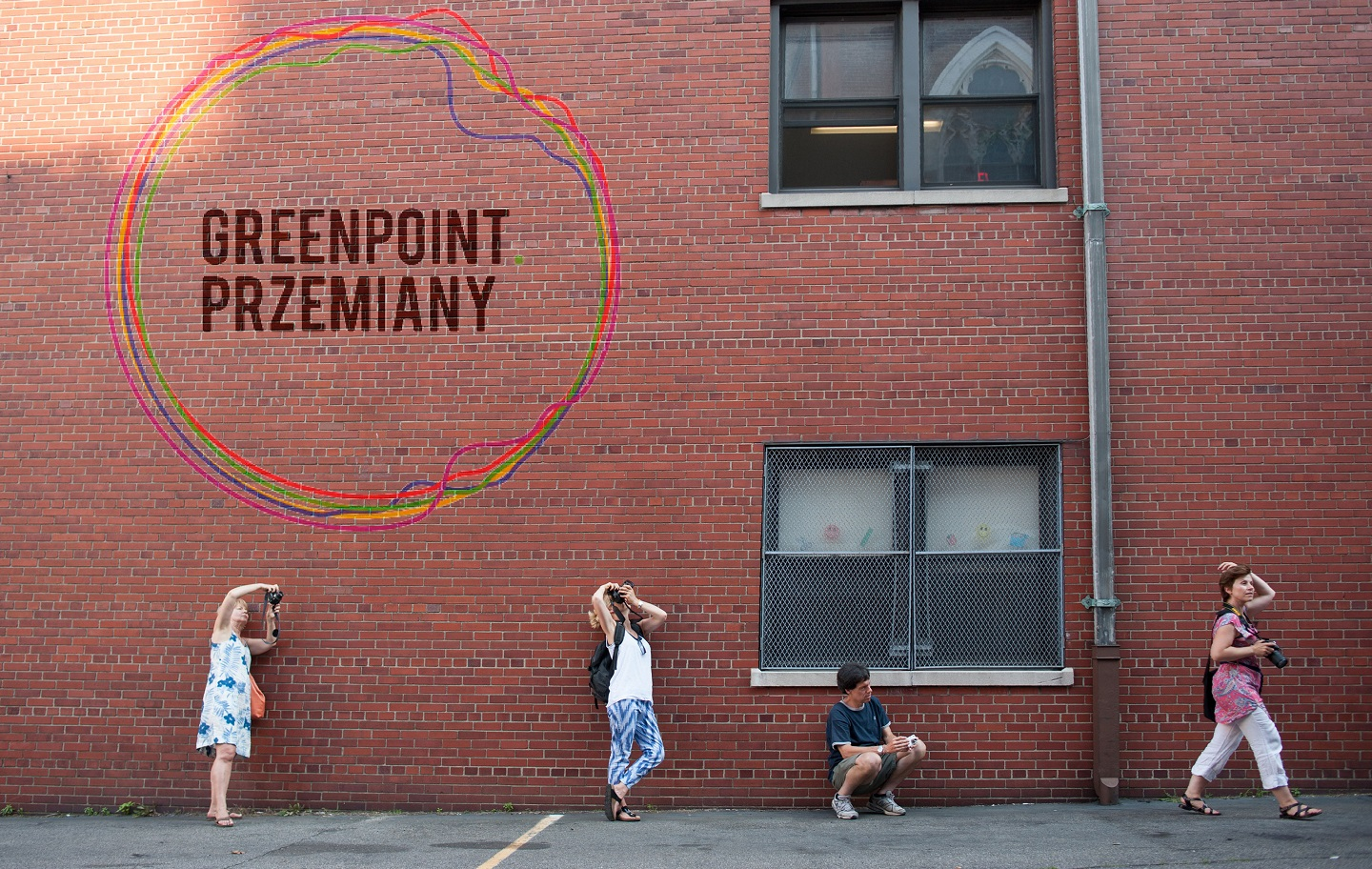 """""""Greenpoint. The Transition"""" comes back in 2015!"""
