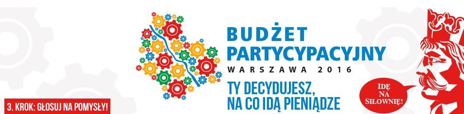Trwa głosowanie w II edycji budżetu partycypacyjnego