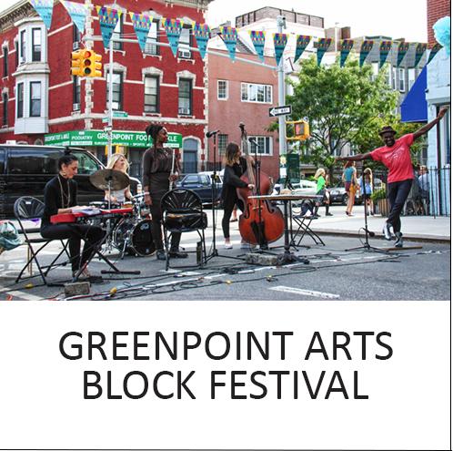 festiwal ulicy na Greenpoincie